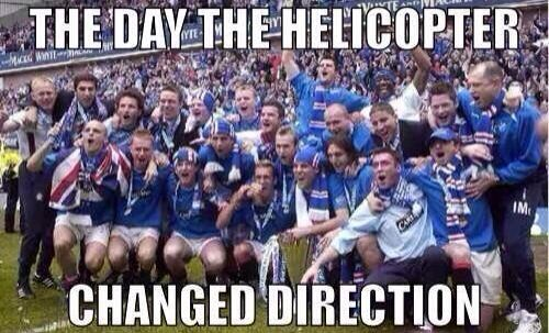 Helicopter Sunday