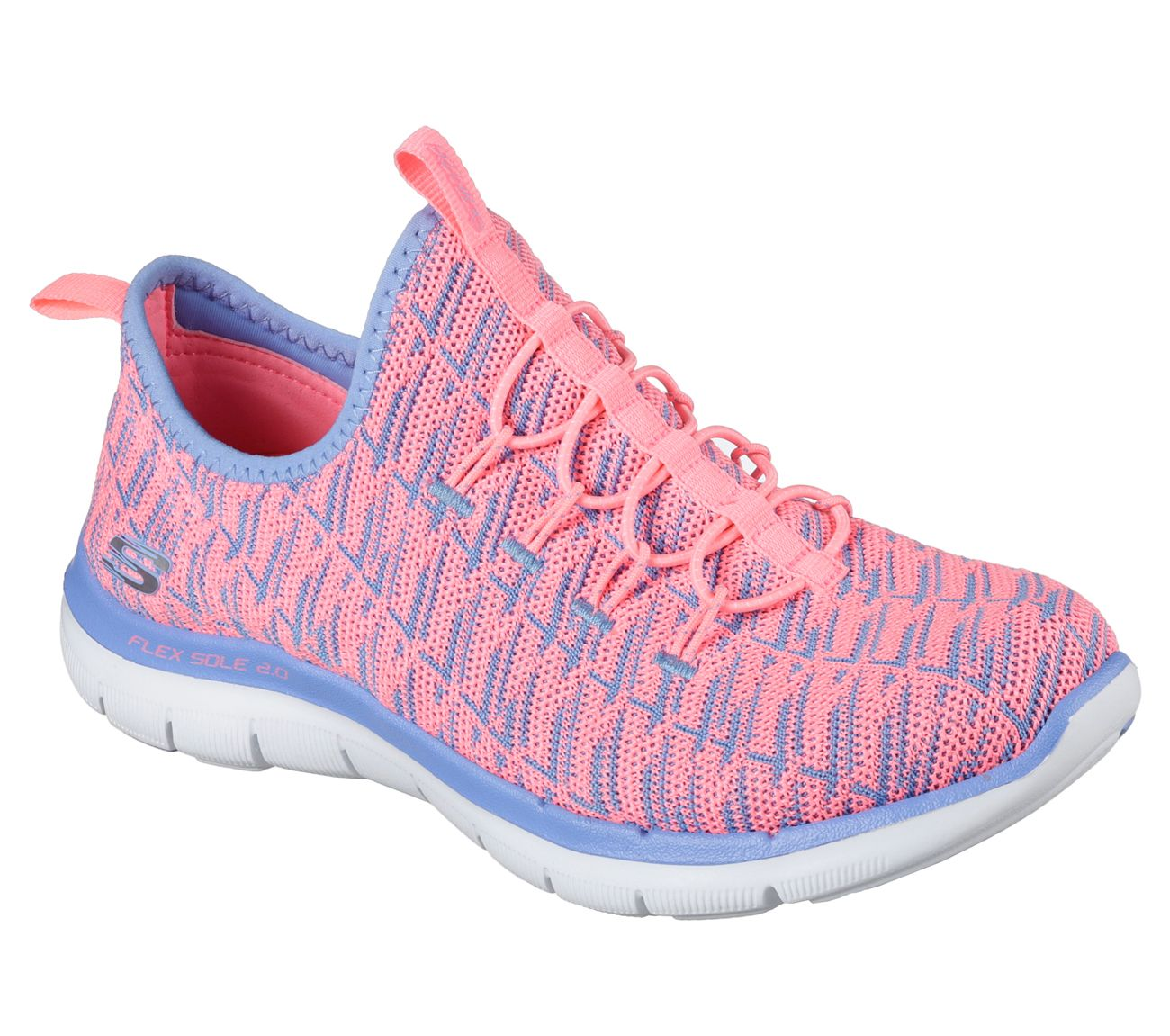 Amazing socklike comfort and sporty style are yours with the SKECHERS Flex  Appeal 2.0 - Insights