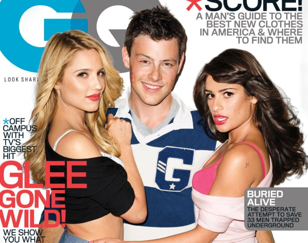 Glee Stars Lea Michele and Cory Monteith Dating - The Christian Post