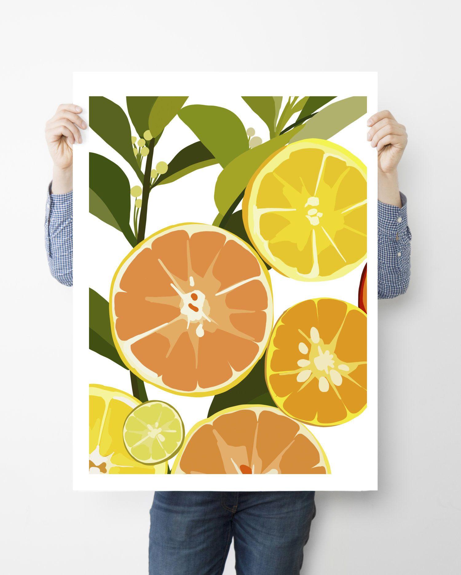Citrus Pt. 1 — COLLEEN ELIZABETH ART