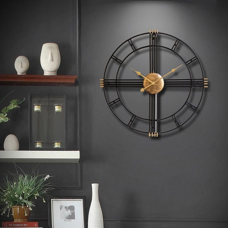 Minimalist Framed Wall Clock | Products in 2019 | Frames on