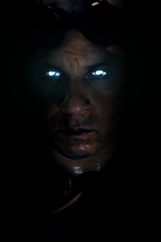 Image result for riddick eyes