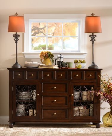 living room buffet cabinet leather furniture ideas for rooms harrison redesign pinterest kirklands looking something large with lots of storage under our tv in