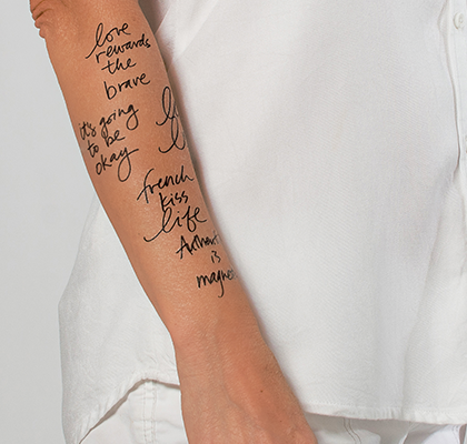 TattooTruthbomb Collection 11 Products I Love