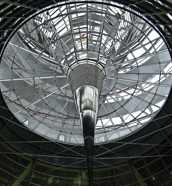 Glass Roof Of The Reichstag Berlin Glass Roof Roof Restoration Glass