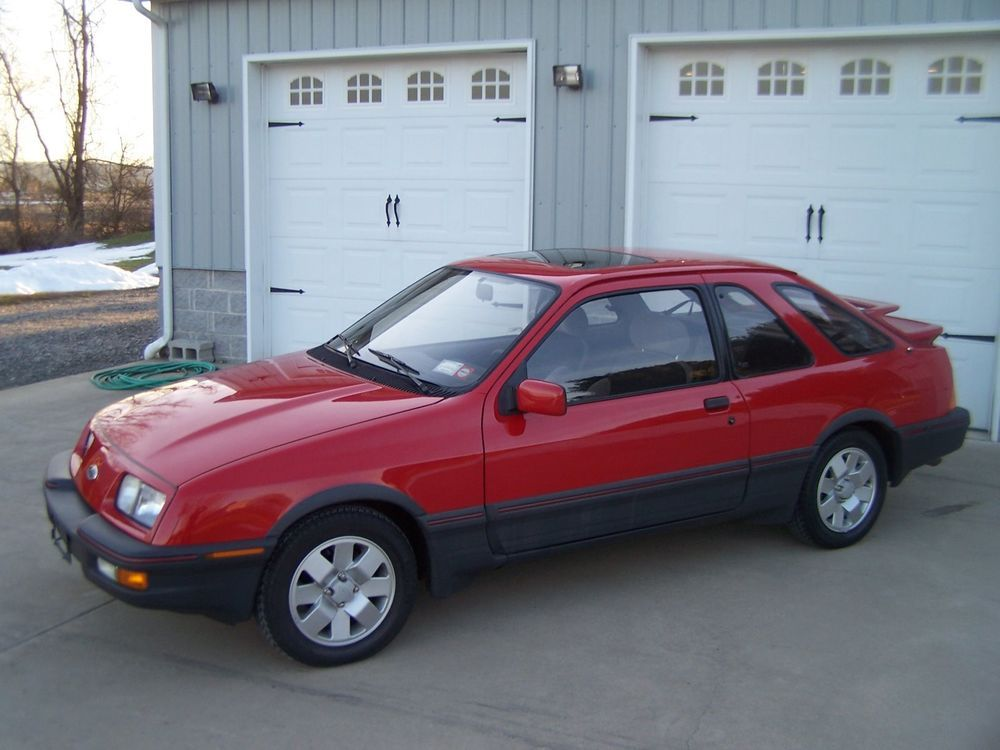 1987 Merkur Xr4ti Hot Hatch Mercury Cars Classic Cars