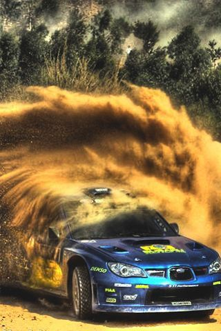 Rally Racing Rally Racing Iphone Wallpaper Full Size With Images