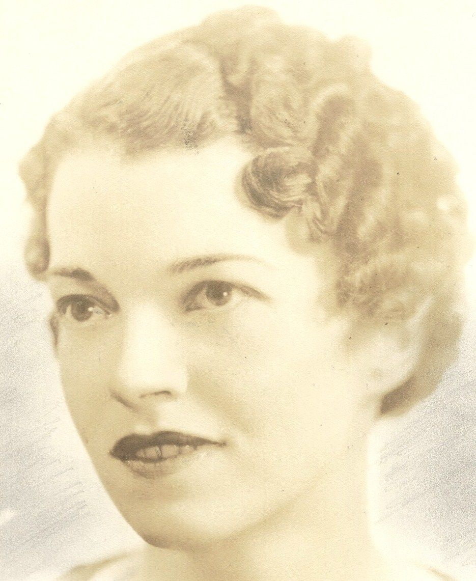 Virginia Webb Holtzinger (1906 - 1964) - Find A Grave Photos