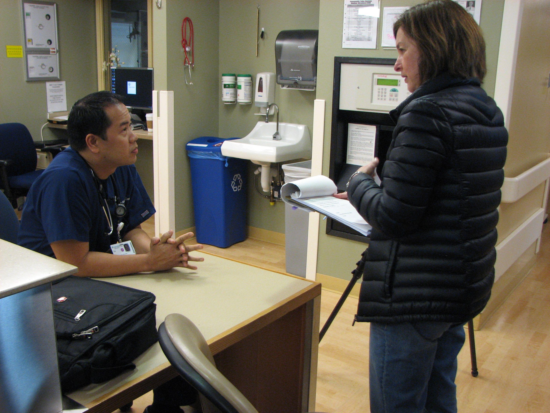 suttermedicalcentersacramento nurse Sixto Recio, R.N