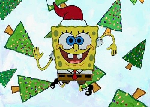 Spongebob Christmas.Spongebob Christmas 5 Who Lives In A Pineapple Under The