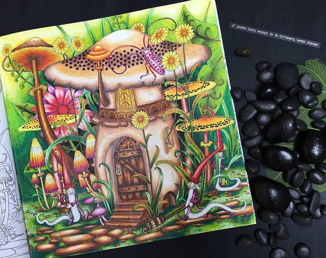 Land Of Dreams Coloring Book