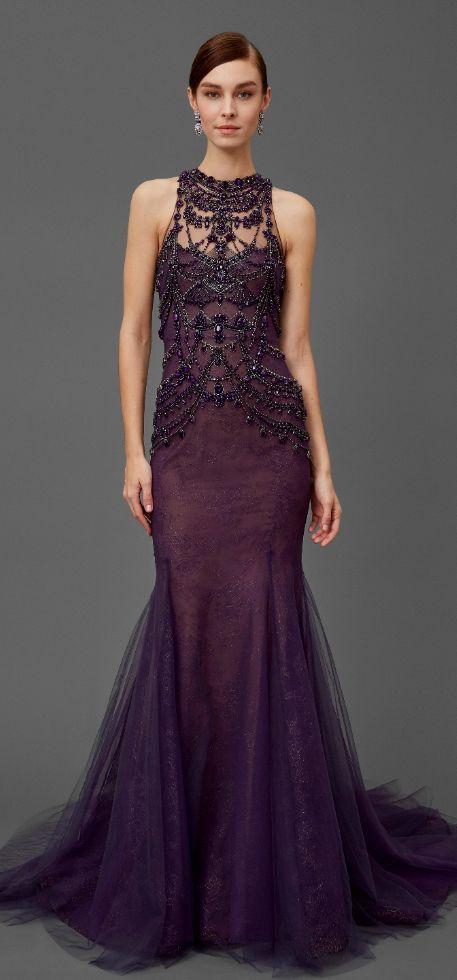 Dress Inspiration - Marchesa   Pinterest   Marchesa, Gowns and ...