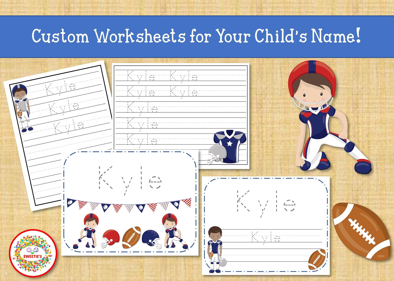 Name Tracing Handwriting Worksheet Personalized Name Etsy Handwriting Worksheets Name Tracing Writing Worksheets [ 2143 x 3000 Pixel ]