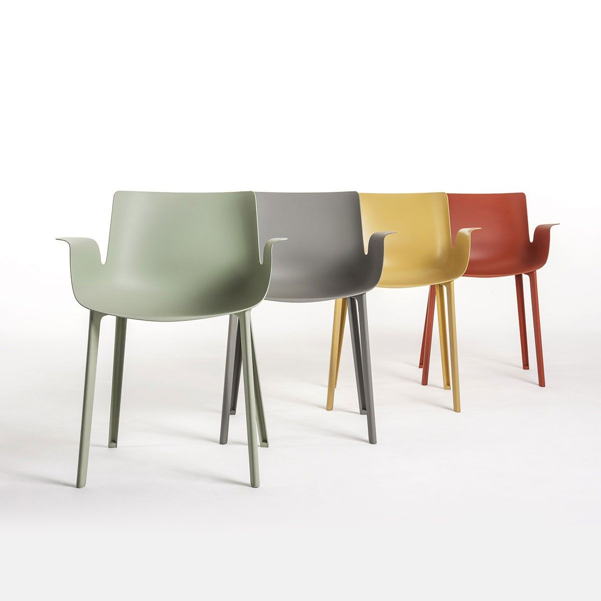 Piuma Dining Chairs Decor Design