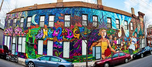Image result for Pilsen Murals