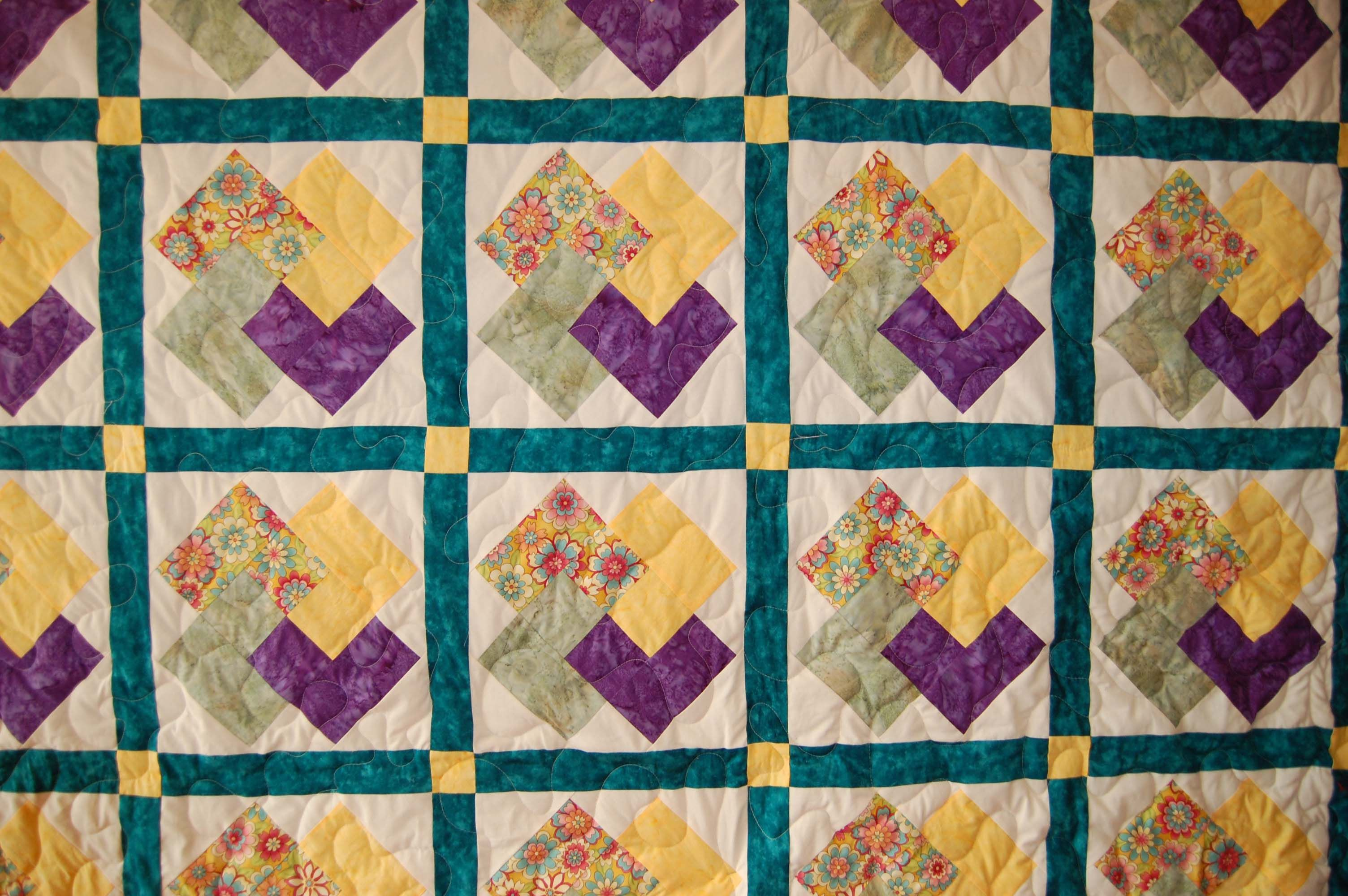 Winning Hand Quilt Pattern This Is My Card Trick Quilt Based On Elenor Burns Winning Hand Scandinavian Quilts Quilts Quilting Designs