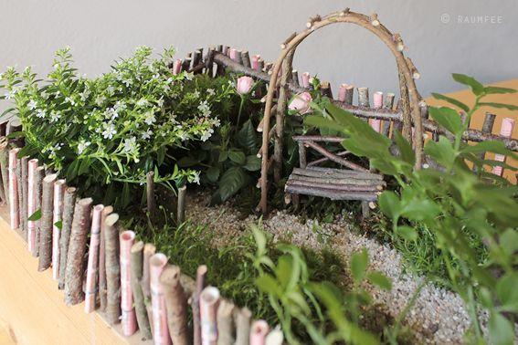 I Never Promised You A Rose Garden Geschenk Garten Gartenrosen Mini Garten