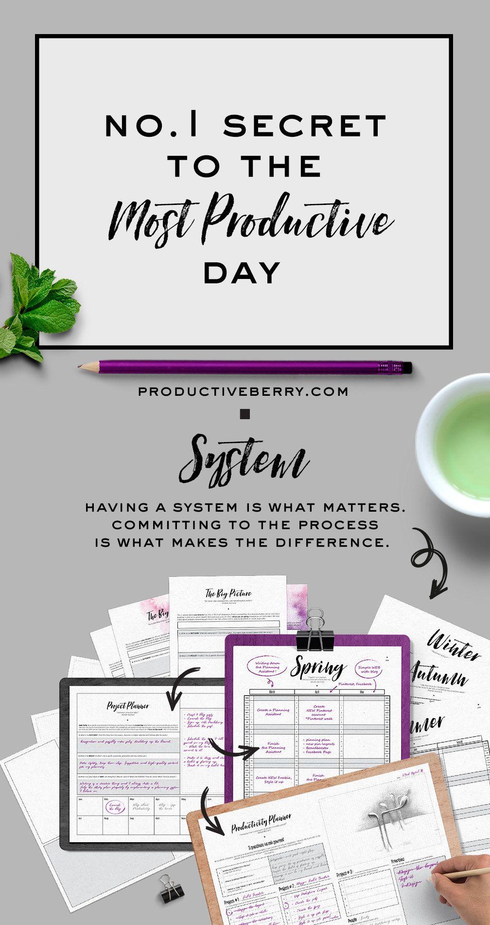 Project Planner, Project Management, Success Planner