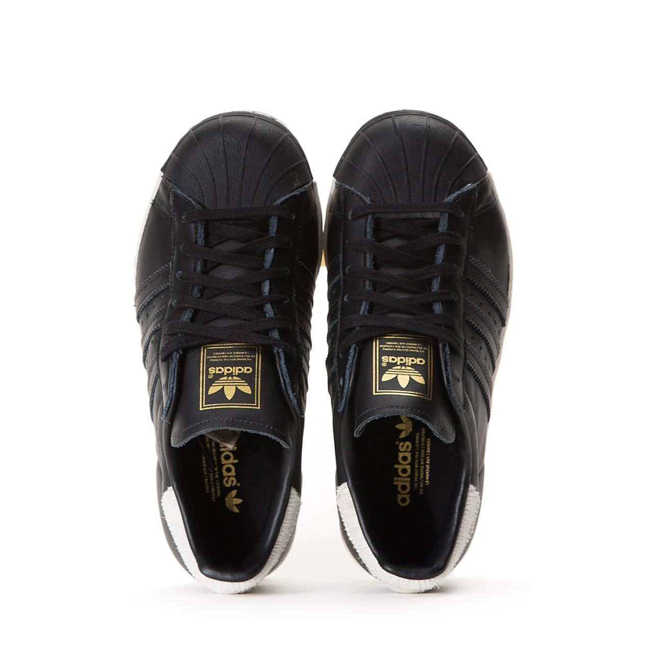 adidas superstar metallic schwarz