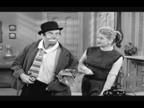 "I Love Lucy - ""Slowly I Turn"""