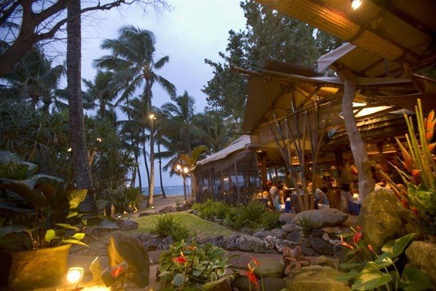Mama 39 s fish house paia maui superb location great food for Fish house maui