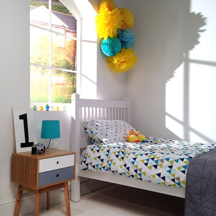 Argos collaboration: Transform your room — Patchwork Harmony