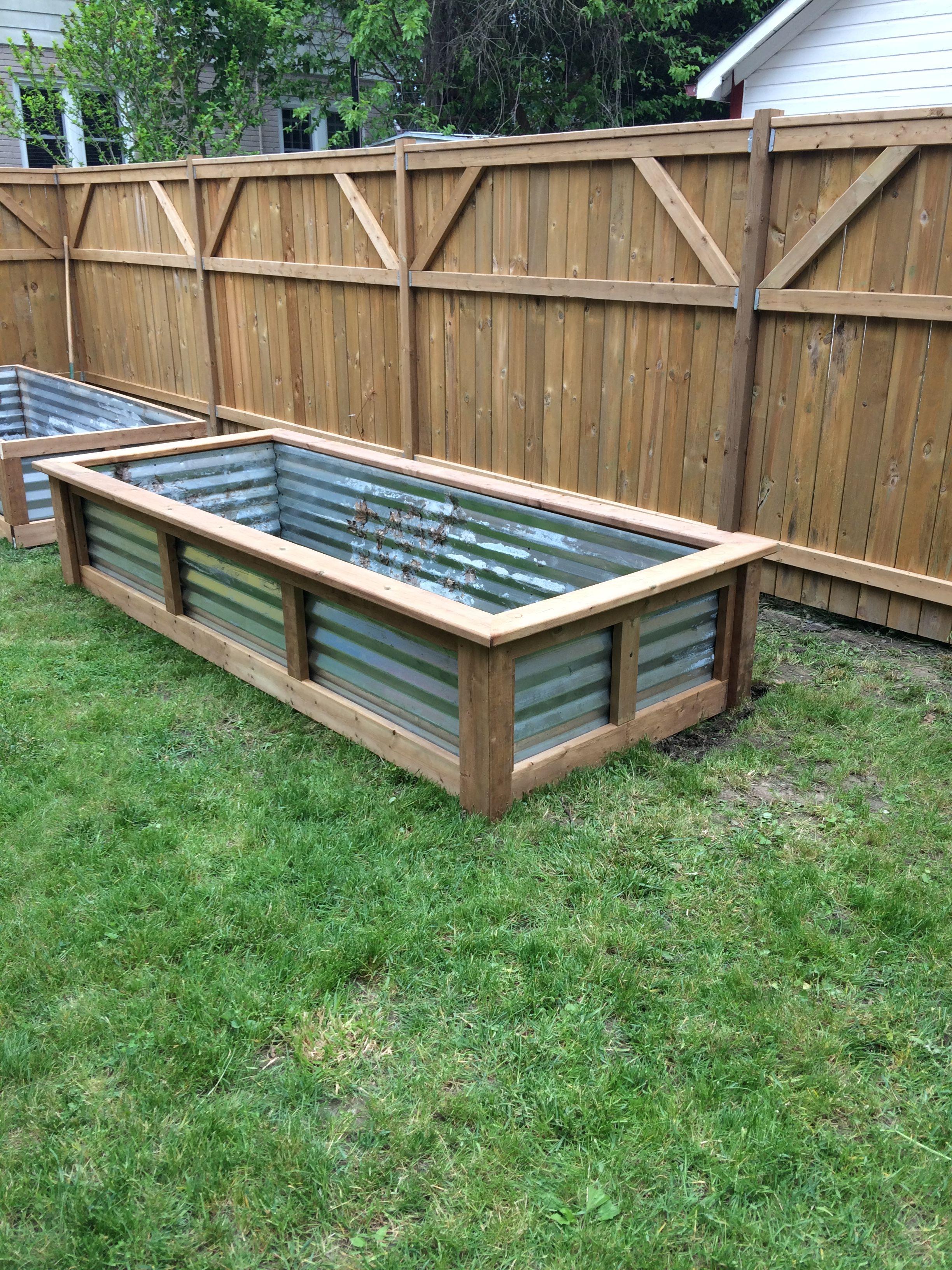 I have plans samoyed slouchy tee diy raised garden