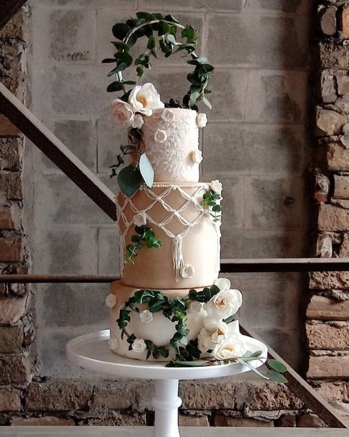 original wedding cake mariage