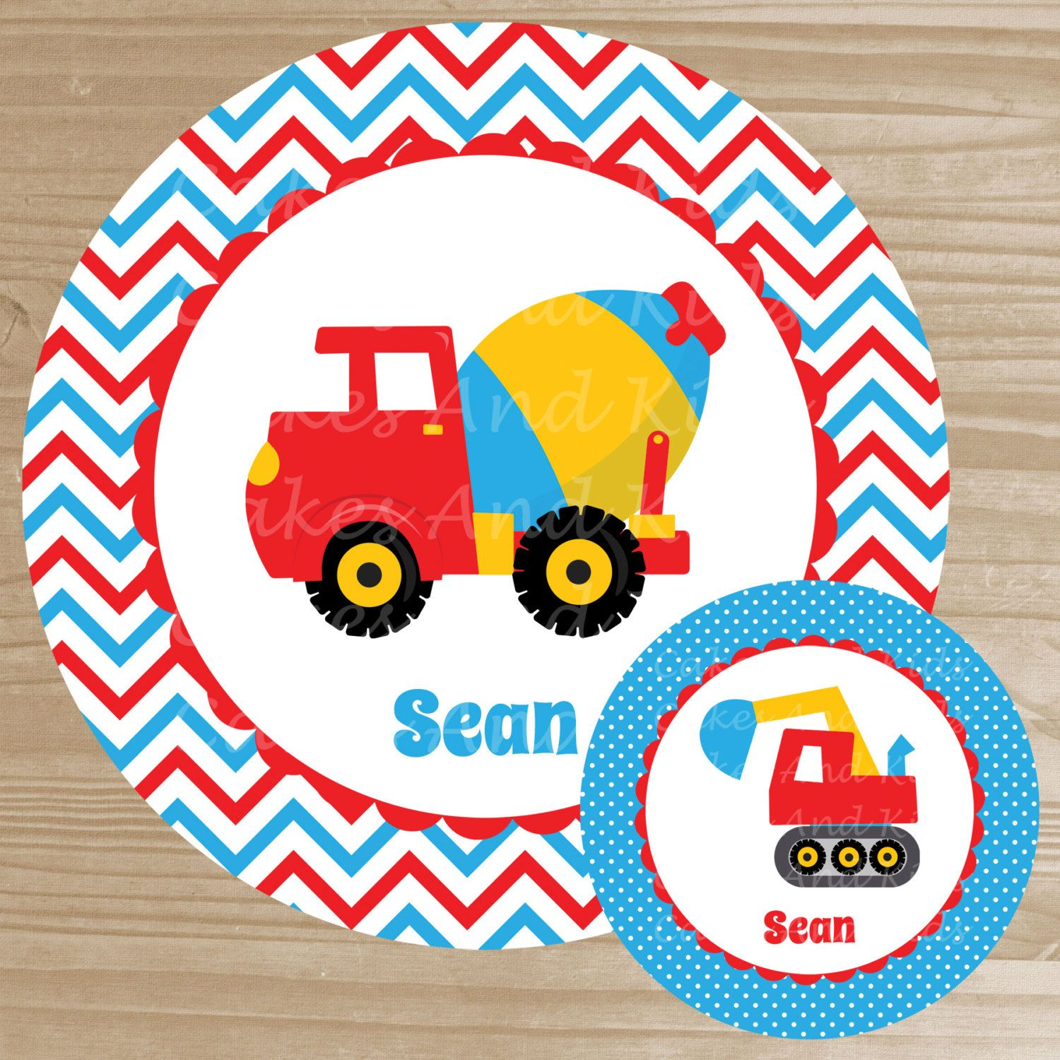 Personalized Kids Plate And Bowl Set Kids Plates Construction For Kids Mugs Set