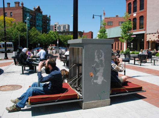 Galería - Reprogramación de la ciudad: 10 ideas para reutilizar la infraestructura urbana - 8