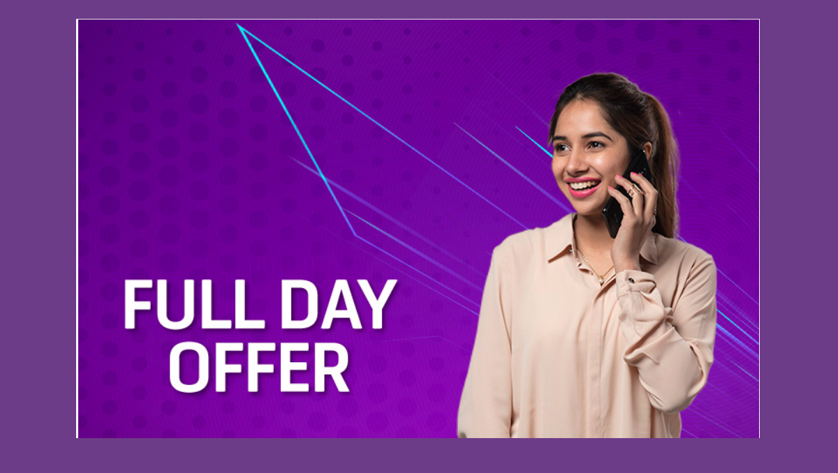Now Get Telenor Full Day Bundle In Just Rs 13 In 2020 Bundles Day New Technology