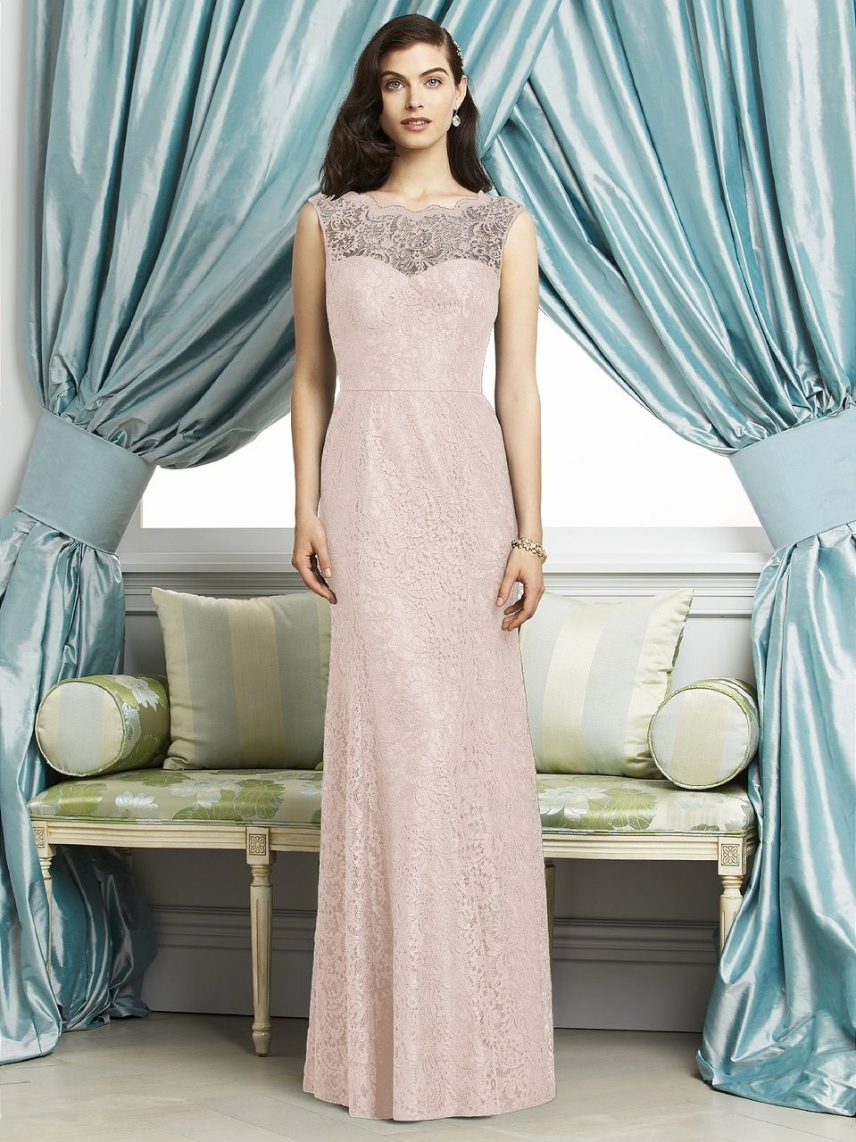 Bridals by lori dessy 2940 20200 httpshopidalsbylori shop dessy bridesmaid dress 2940 in marquis lace at weddington way find the perfect made to order bridesmaid dresses for your bridal party in your ombrellifo Images