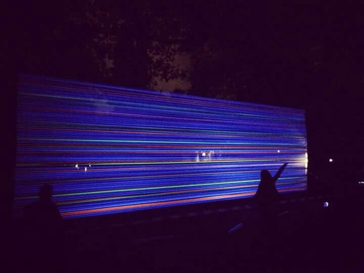 Exploration #27 -accidental art (glow festival)