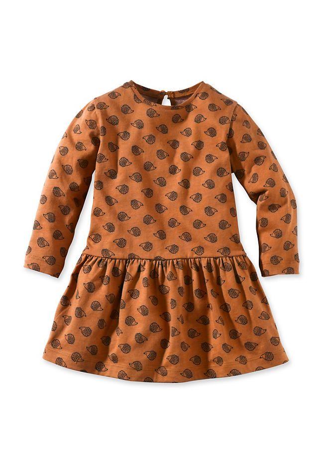 318bf0719 Kleid aus reiner Bio-Baumwolle
