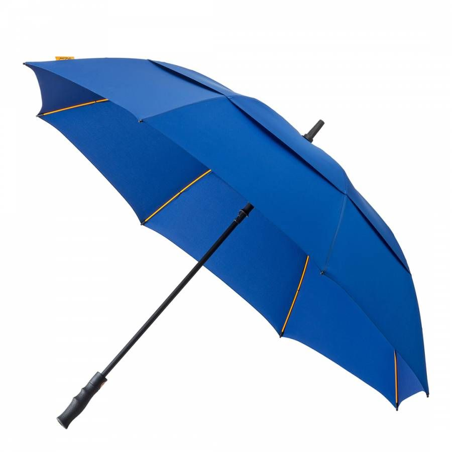 Impliva Blue Golf Umbrella #golfumbrella