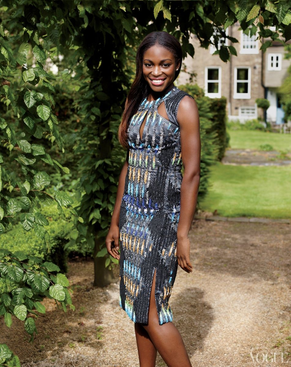 Vogue Daily — Sloane Stephens  575752ff00
