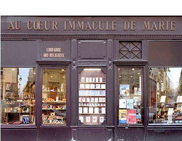 au c ur immacul de marie librairie et objets religieux fond e en 1863 8 rue des petits. Black Bedroom Furniture Sets. Home Design Ideas