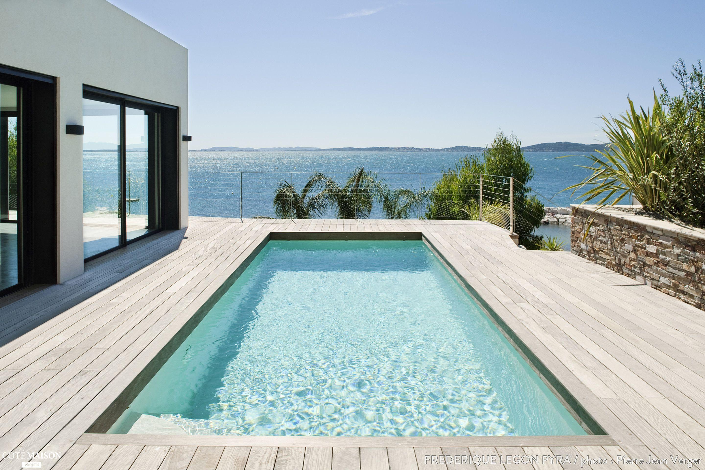 Exceptionnel Maison Moderne Bord De Mer #9: Villa Contemporaine En Bord De Mer, Frédérique Legon Pyra - Côté Maison  Projets