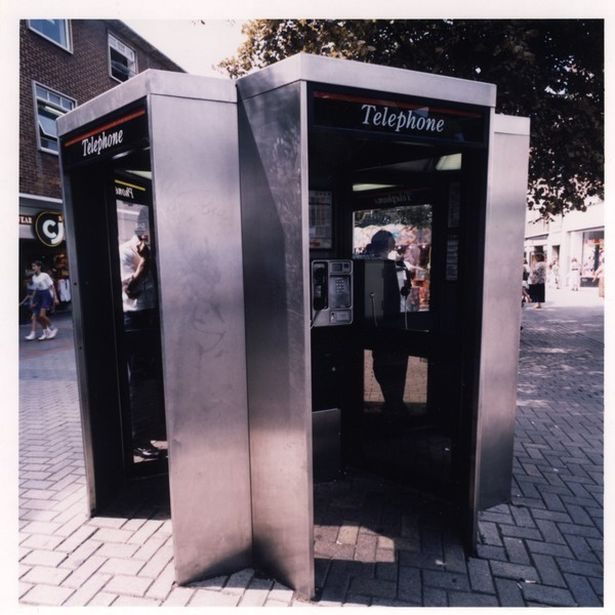BT to replace phone boxes with public Wi-Fi kiosks on British high streets - Mirror Online