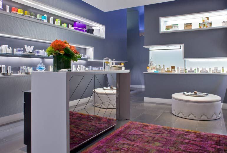Reception Desk and Retail-W AUSTIN