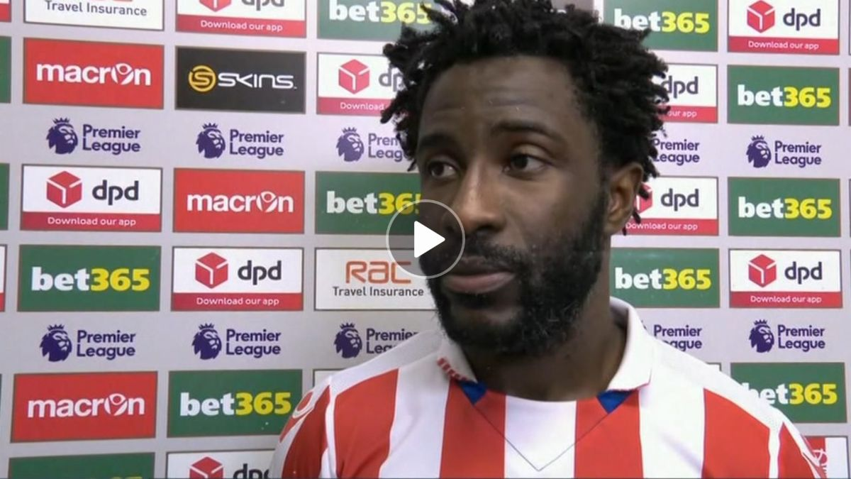 Bony: I push myself for the team