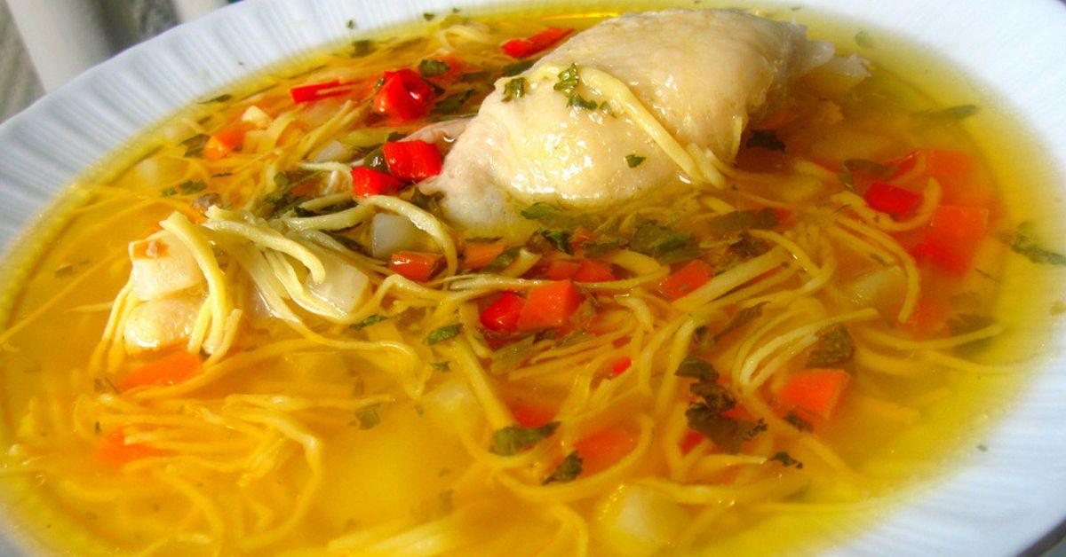 Ваш организм будет благодарен за этот суп!