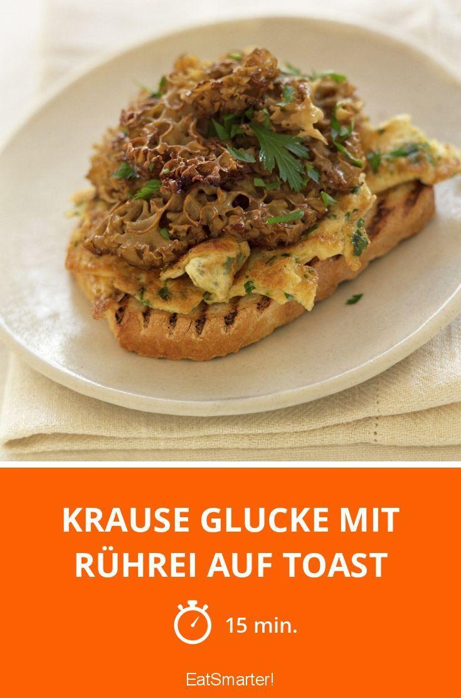 Krause Glucke Rezepte