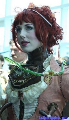 Chronicle of a Lady : Steampunk Hairstyles for Srt Hair | James ...