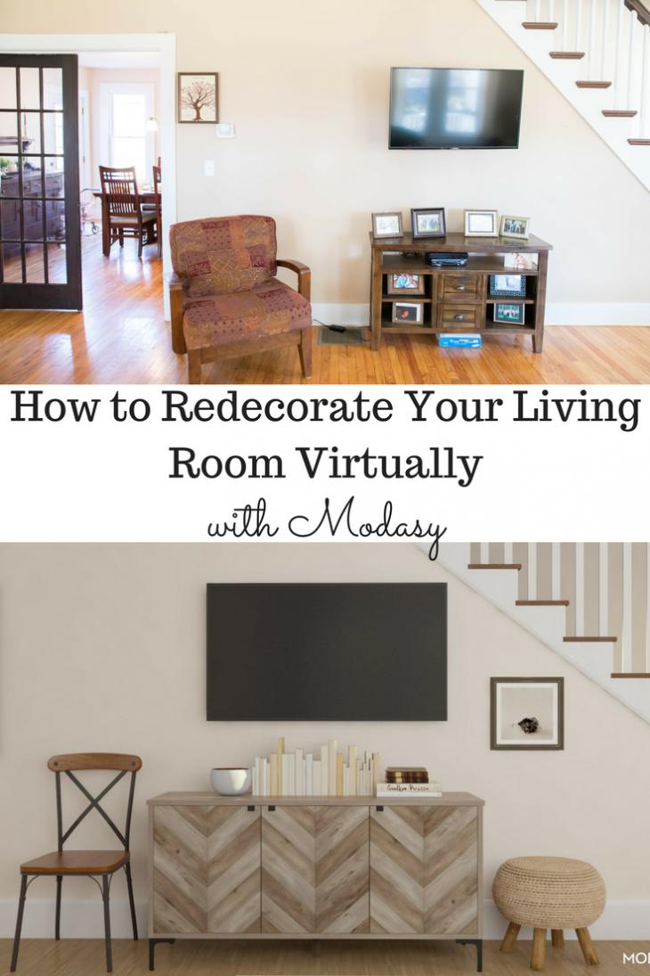 Virtual Design Living Room: Home Renovation, Virtual Room