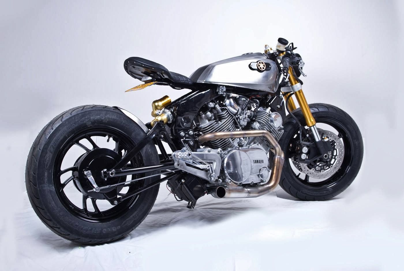 Yzf R6 Cafe Racer Newmotorwall Org