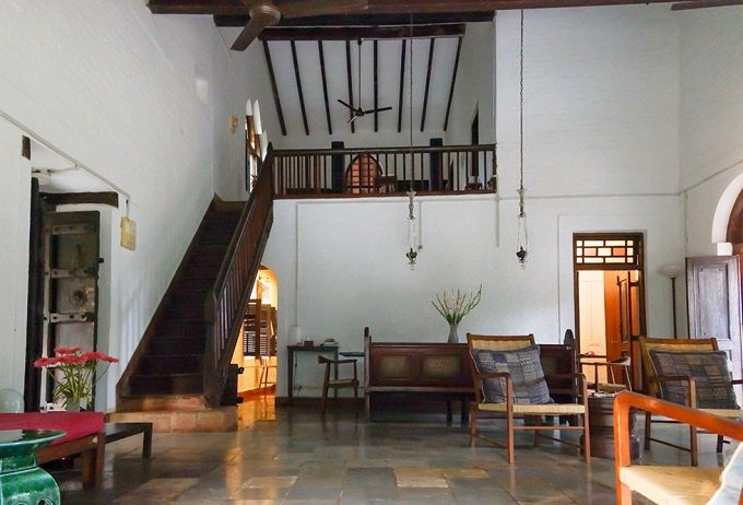 Wo Architekten wohen: Bijoy Jain von Studio Mumbai http://wohnenmitklassikern.com/innenarchitekten/wo-architekten-wohen-bijoy-jain-von-studio-mumbai/