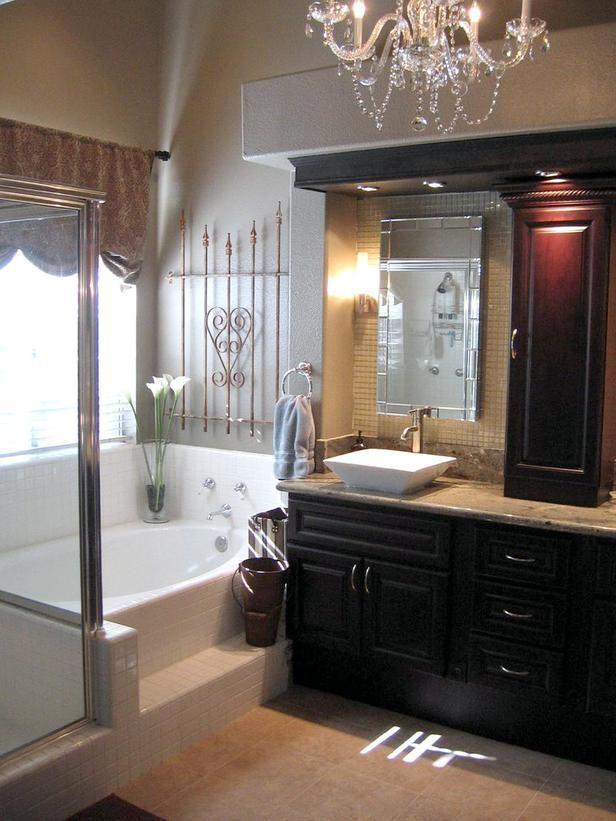 Beautiful Bathroom Color Schemes Bathroom Colors Hgtv And Vintage - Vintage bathroom color schemes