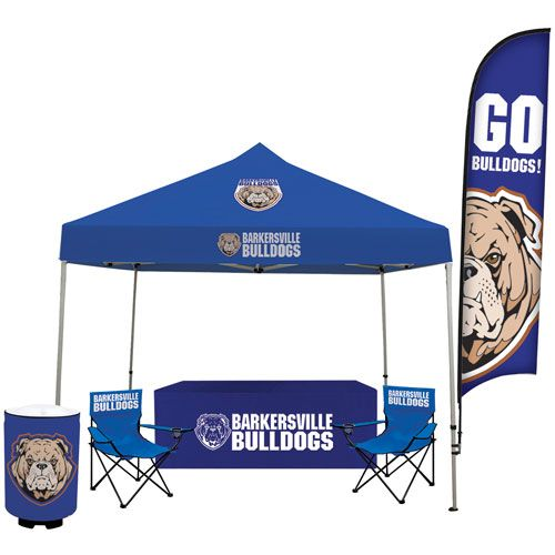 Step up your tailgating game with custom tents chairs coolers and banners!  sc 1 st  Pinterest & Step up your tailgating game with custom tents chairs coolers and ...