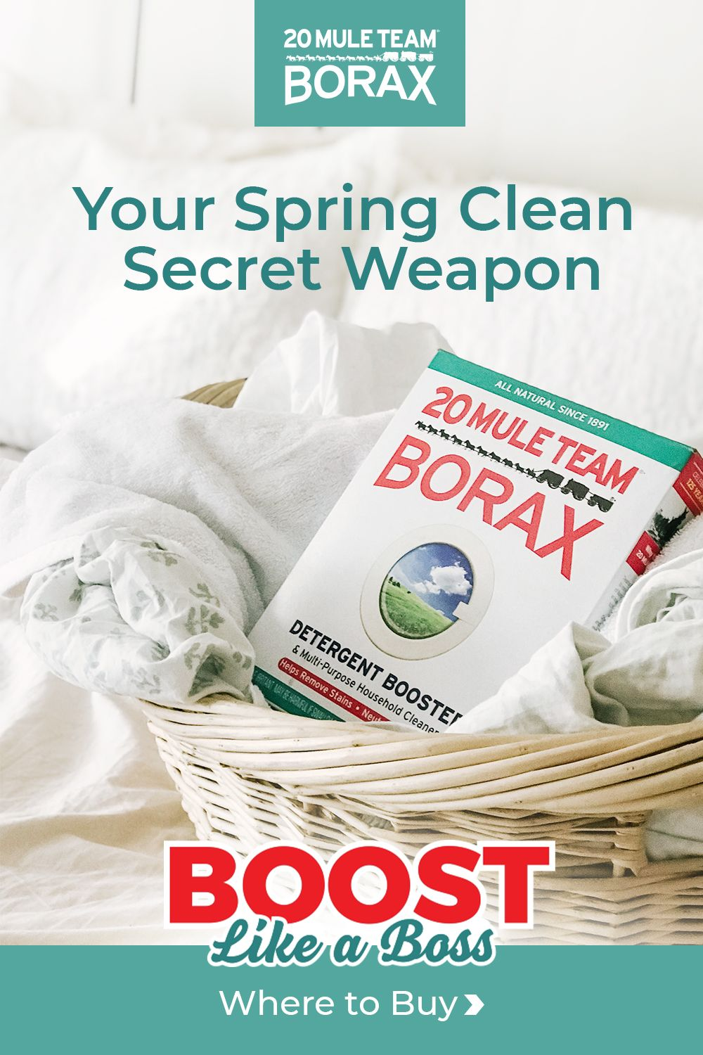 The 1 Item To Put On Your Cleaning Checklist Borax Borax Is The